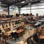 Steve Chupp Fall Furniture Auction