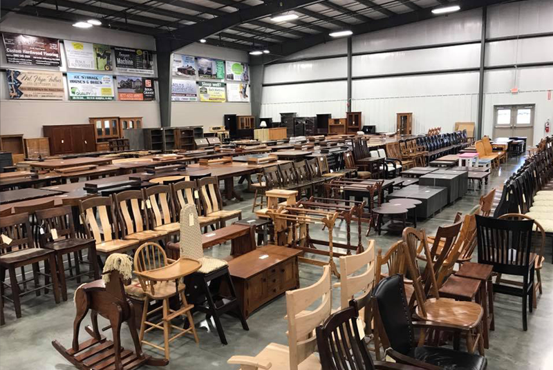Delightful Steve Chupp Fall Furniture Auction Mt Hope Event Center
