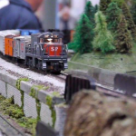 Mt. Hope Train and Toy Show