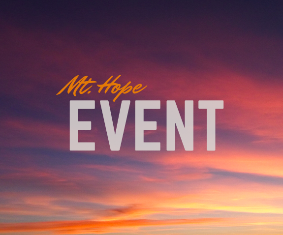 Rainbow of Hope Benefit Auction – Mt  Hope Event Center